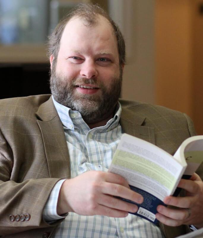 The Rev. Dr. Derek R. Nelson