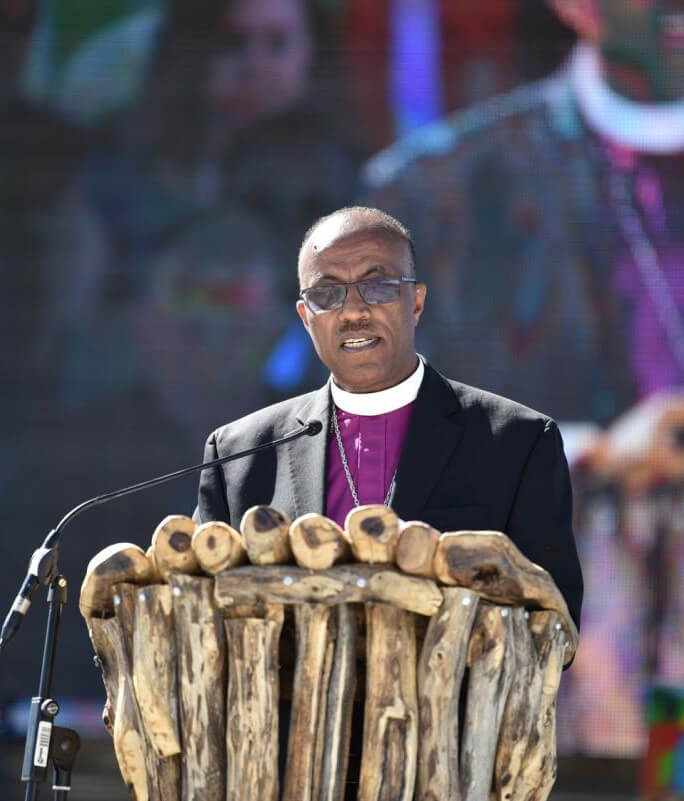 The Rev. Yonas Yigezu